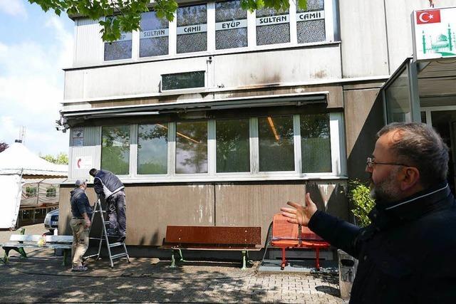 Brandanschlag auf Weiler Moschee kommt vor Gericht