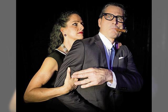 Preimiere von Meisterklasse - Maria Callas