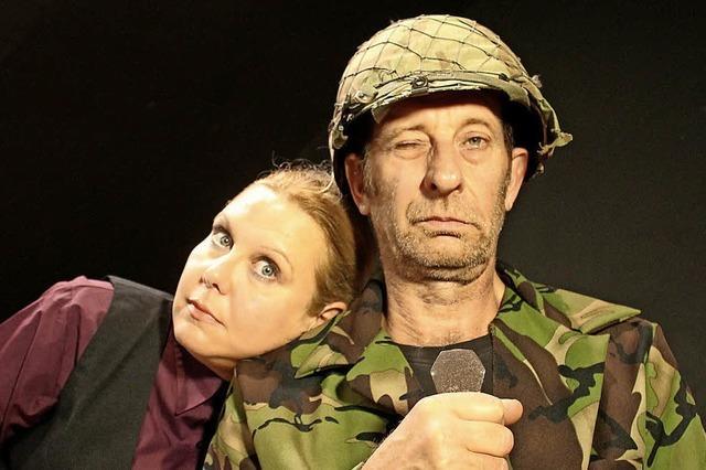 Freies Hochrhein Schauspiel gibt Schlosskeller Tiengen vier Vorstellungen von Henrik Ibsens