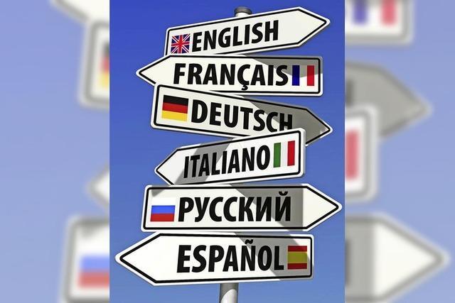 Sprachen, EDV und Kreativität