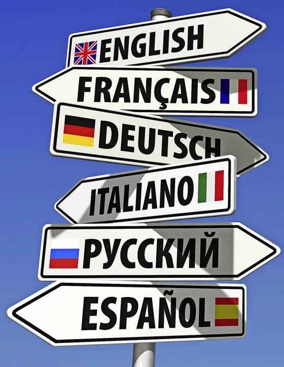 Sprachkurse sind nach wie vor ein Renn...lkshochschule Nördlicher Kaiserstuhl.   | Foto: Bluedesign (Fotolia)