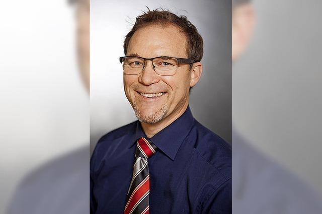 Daniel Kietz tritt bei der Bürgermeisterwahl an