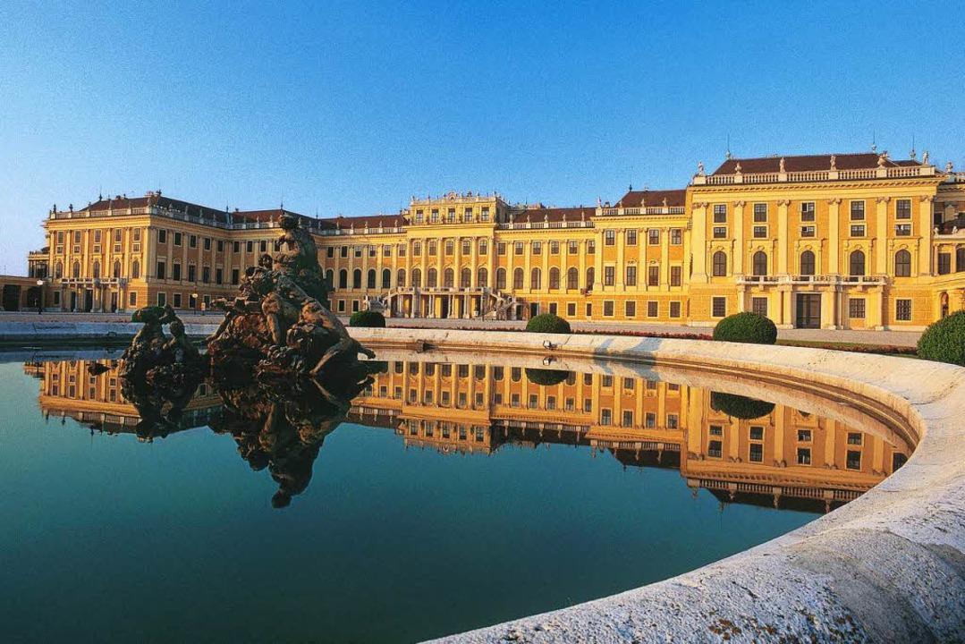 Die BZ-Leser besuchen in Wien auch Schloss Schönbrunn.  | Foto: HKR GmbH