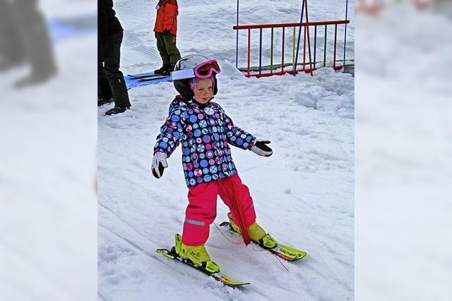 Vorfreude auf's Skifest