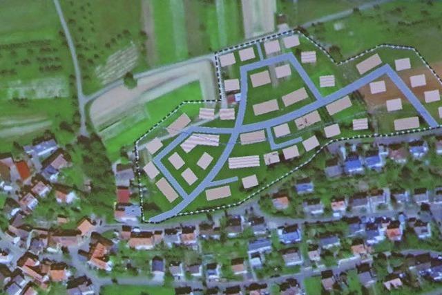 Gewann Tieracker in Wollbach wird wohl kein Baugebiet