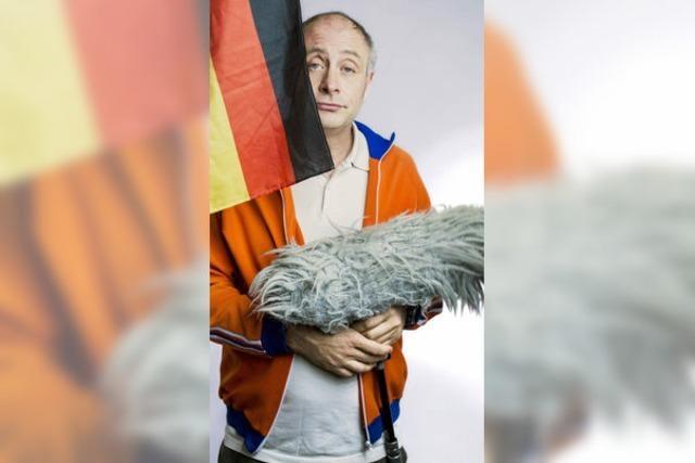Kabarettist Alfons über quietschende Züge und Croissant mit Mett