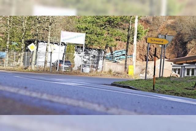 Waschanlage soll Lösung für Lkw-Streit im Kleinen Wiesental sein
