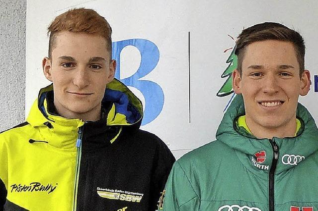 So bereiten sich junge Biathleten aus Muggenbrunn auf Wettbewerbe vor