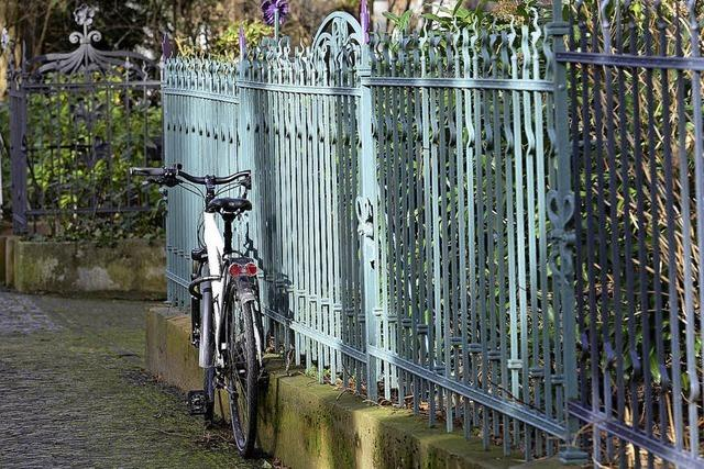Fahrradschuppen in Gründerzeitquartieren? Bitte nicht!