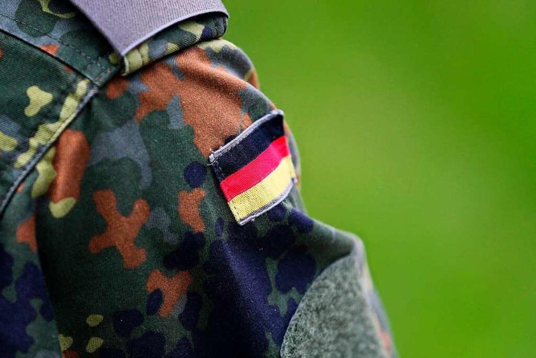 Wie sieht die Faktenlage bei der Bundeswehr aus?    Foto: dpa