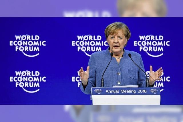Verhaltenes Plädoyer für Europa