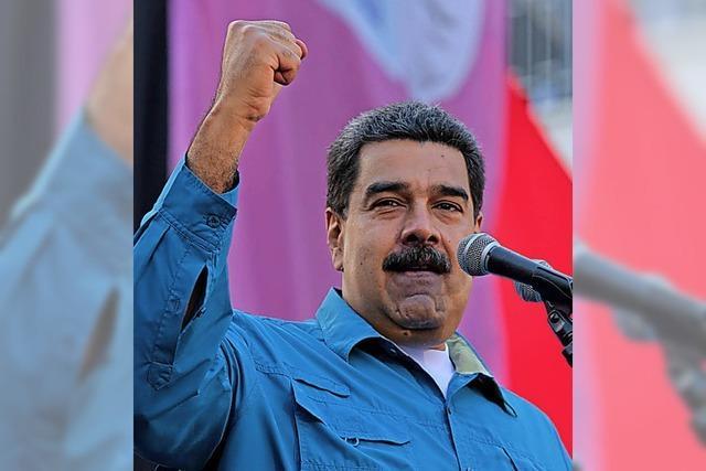 In Venezuela soll früher gewählt werden