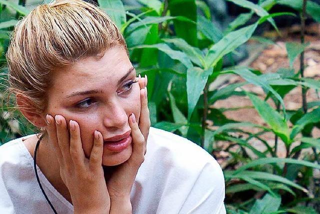 Giuliana Farfalla verlässt überraschend das Dschungelcamp