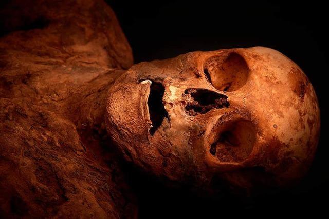 Basler Mumie mit britischem Außenminister verwandt