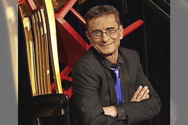 Der Kabarettist Matthias Riechling gibt am 1. März Vorstellung im Bad Säckinger Gloria-Theater