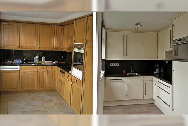 Küchen einfach modernisieren