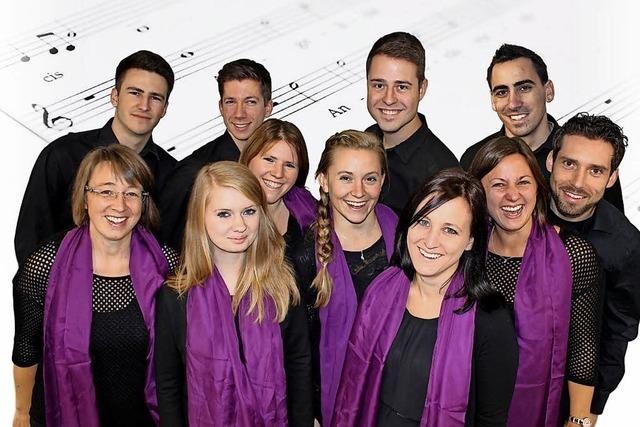 Eichener Sonntagsmusiken mit der Gesangsgruppe Voix Célèstes