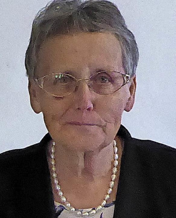 Ingrid Fuchs  | Foto: Seller