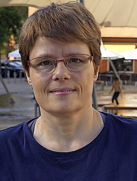 Susanne Steuber    Foto: STorck