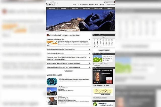 Homepage runderneuert