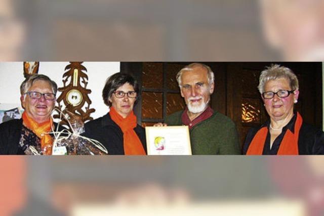 Pfarrer Schuler lobt Chor-Kooperation mit Wieden