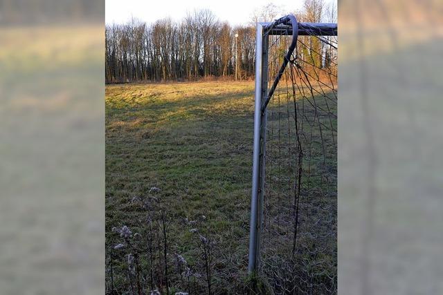 Ortschaftsrat in Huttingen will alten Sportplatz umnutzen