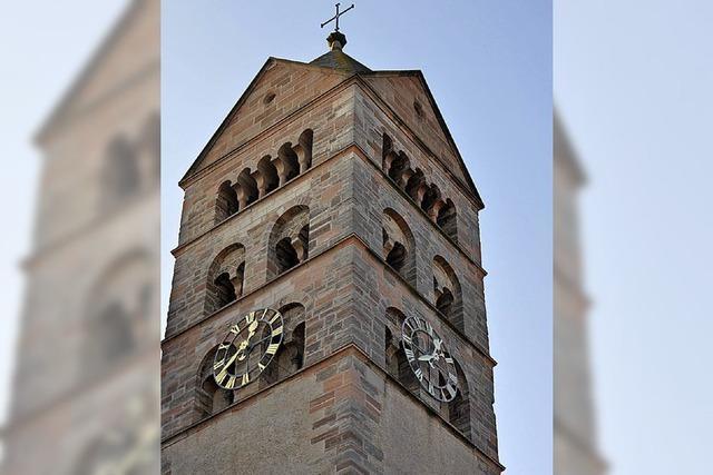 Glockenturmsanierung steht im Fokus