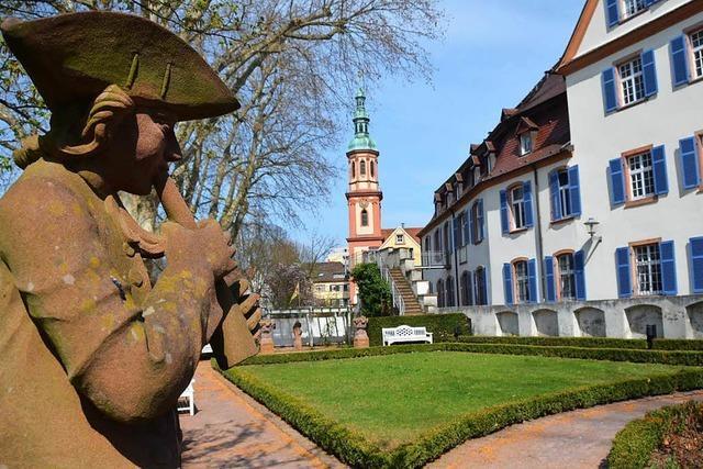 CDU-Fraktion fürchtet um den barocken Vinzentiusgarten