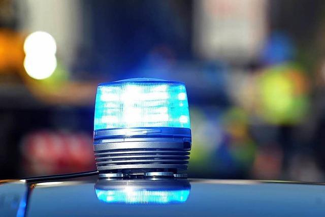 Polizei fasst Rollerdieb und Cannabisbesitzer