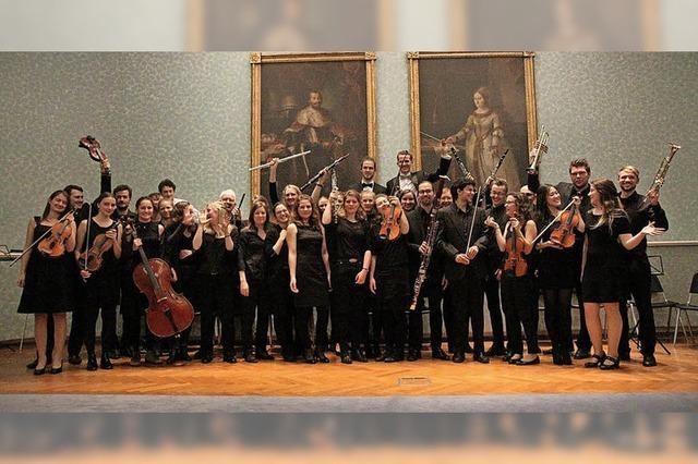 Junges Kammerorchester in Kirchzarten