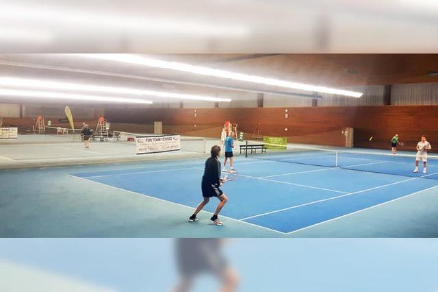 Tenniscenter schließt Ende April