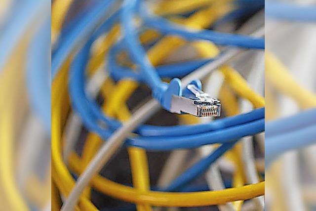 Keine schnelle Lösung für schnelles Internet