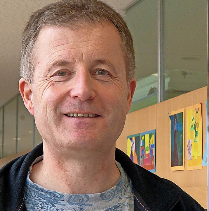 Dieter Geugelin  | Foto: Andrea Gallien