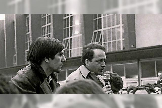 HEUTE VOR 50 JAHREN: FDP-Delegierte, Journalisten – und Rudi Dutschke