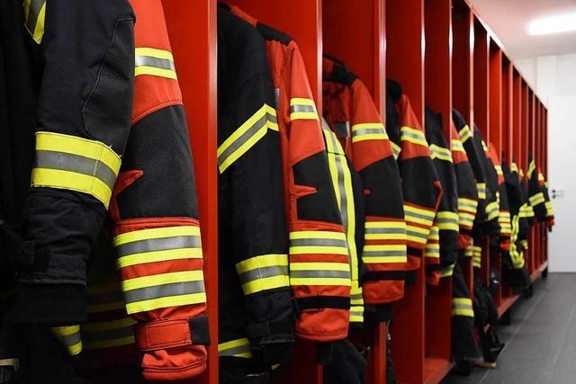 Denzlinger Feuerwehr: Zahl der Einsätze verdoppelte sich 2017