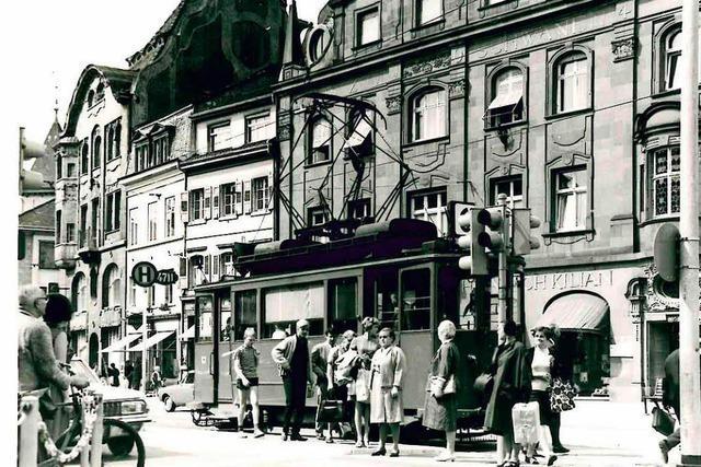 Die BZ sucht historisches Filmmaterial aus Privatarchiven aus der Region Lörrach