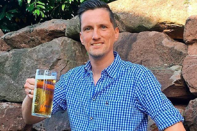 Warum ein Mann aus Baden-Württemberg Bayerische Bierkönigin werden will