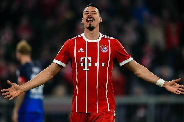 Bayern dreht 0:2-Rückstand und bezwingt Hoffenheim mit 5:2