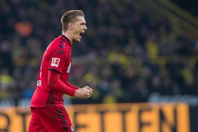 Durchgecheckt: Petersen schießt gegen Dortmund das Tor des Monats