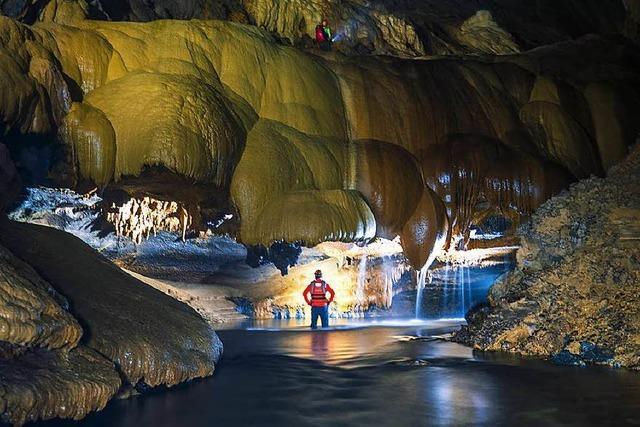 Ein Trip in die größte Höhle der Welt