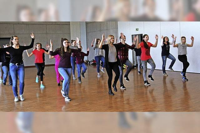 Frauen wollen am 14. Februar in tanzend ein Zeichen gegen Gewalt setzen - auch in Bad Krozingen