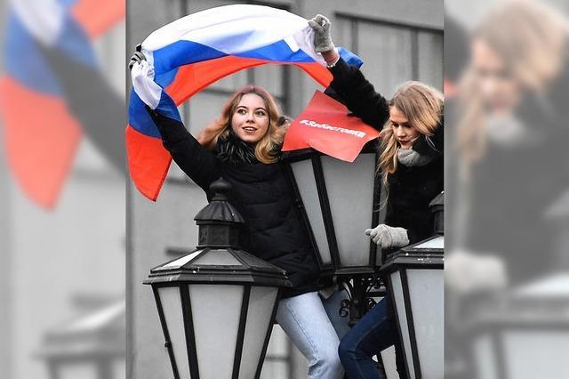 Nawalny kurzzeitig erneut in Haft