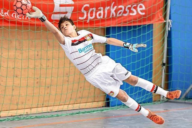 Sparkassen Junior-Trophy in Lörrach