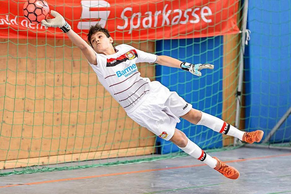 Glanzparade aus dem Hause Bayer 04 Leverkusen (Foto: Gerd Gruendl)