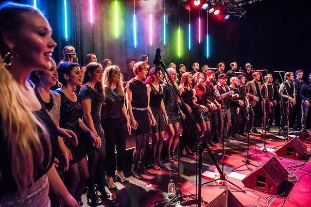 Im Mai sind 5000 Sängerinnen und Sänger zu Gast in Freiburg