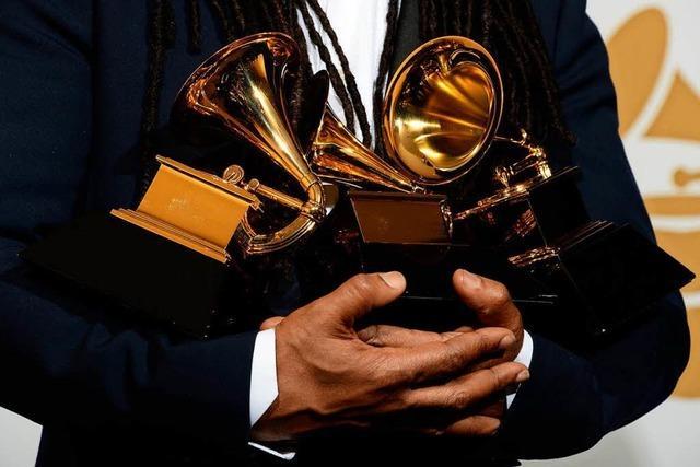 Liveblog: Wer sahnt dieses Jahr bei den Grammy Awards ab?