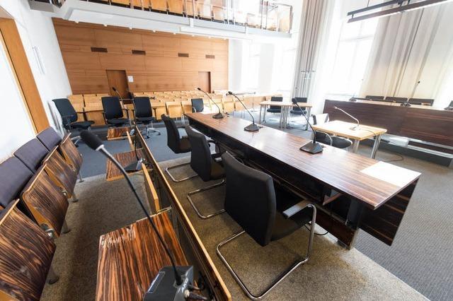39-Jähriger wegen versuchten Totschlags vor Gericht