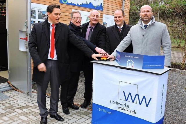 Über 1000 Mbit pro Sekunde für Waldkirch