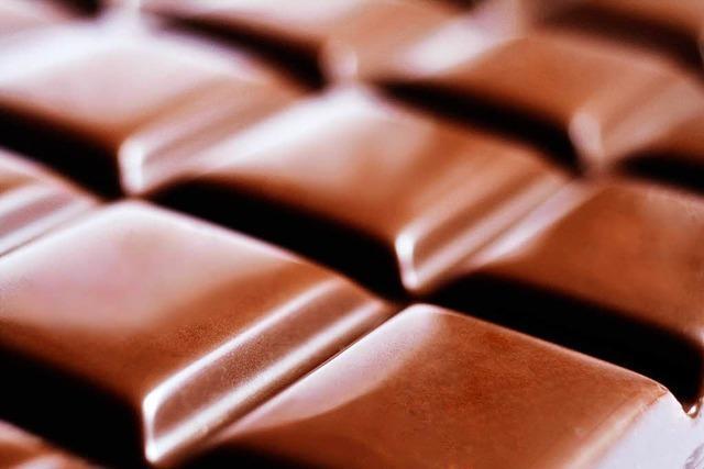 Diebe klauen Schokolade im Wert von 400.000 Euro
