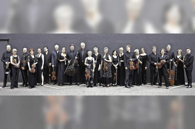 Gastspiel der Musikhochschule Freiburg in Müllheim